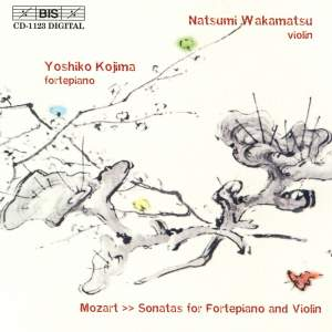 Mozart - Sonatas for Fortepiano and Violin Product Image