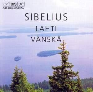 Sibelius - Lahti - Vänskä Product Image