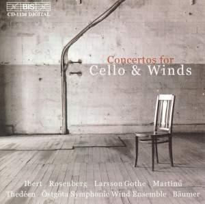 Concertos for Cello & Winds