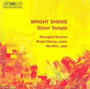Bright Sheng - Silent Temple Product Image