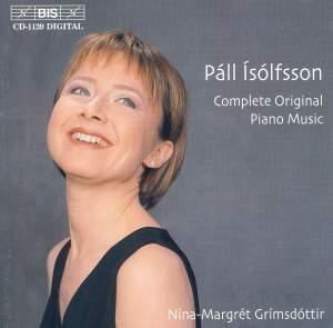 Páll Ísólfsson - Complete Original Piano Music Product Image