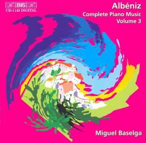 Albéniz - Complete Piano Music, Volume 3 Product Image