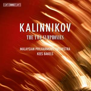 Kalinnikov: The Two Symphonies Product Image