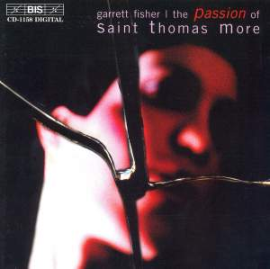 Fisher, G: The Passion of St Thomas Moore