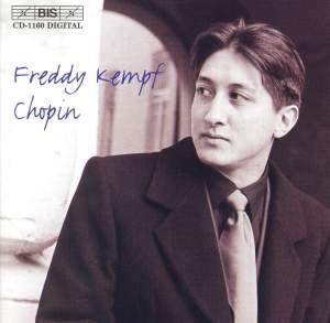 Freddy Kempf plays Chopin