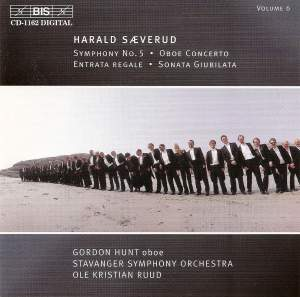 Saeverud - Orchestral Music Volume 6 Product Image