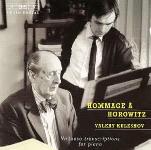 Hommage à Horowitz Product Image