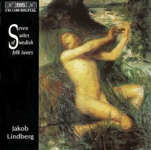 Seven Suites of Swedish Folk Tunes Product Image