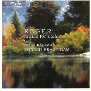 Reger - Music for viola Product Image