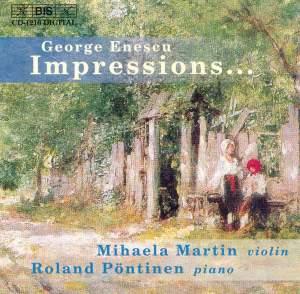 George Enescu - Impressions ... Product Image