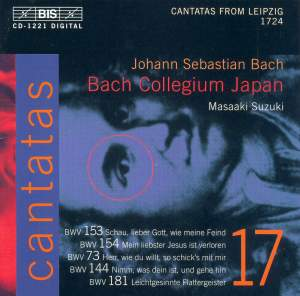 Bach - Cantatas Volume 17