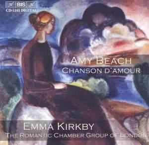 Amy Beach - Chanson d´amour