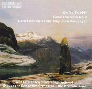 Tveitt: Piano Concerto No. 5 & Variations on a Folk-song from Hardanger