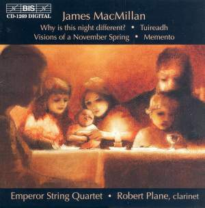 James MacMillan - String Quartets Product Image