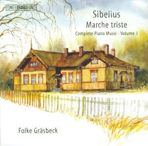 Sibelius - Complete Piano Music Volume 3 Product Image