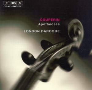 Couperin - Apothéoses Product Image