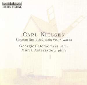 Nielsen - Violin Sonatas