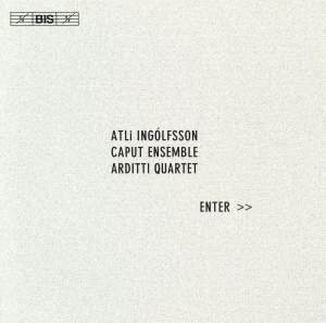 Atli Ingólfsson - Enter >> Product Image