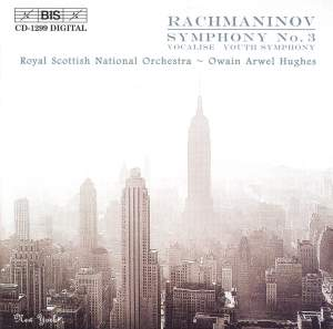 Rachmaninov: Symphony No. 3 in A minor, Op. 44, etc.