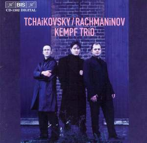 Tchaikovsky: Piano Trio in A minor, Op. 50 'In Memory of a Great Artist', etc.