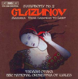 Glazunov: Orchestral Works Product Image