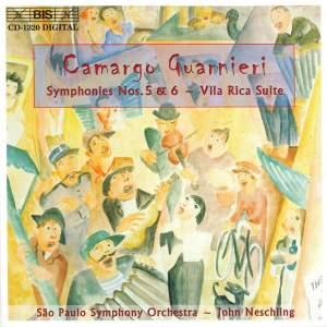 Camargo Guarnieri - Orchestral Music Volume 3