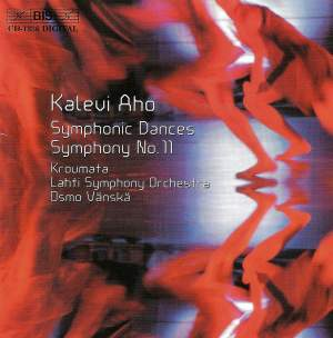 Aho: Symphonic Dances 'Hommage à Uuno Klami', etc.