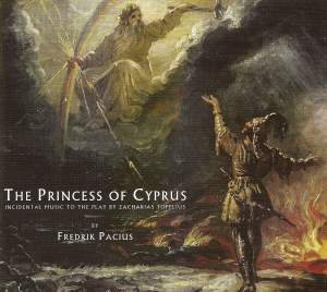 Pacius: The Princess of Cyprus Product Image