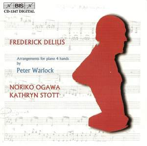Frederick Delius - Works for Piano Four Hands