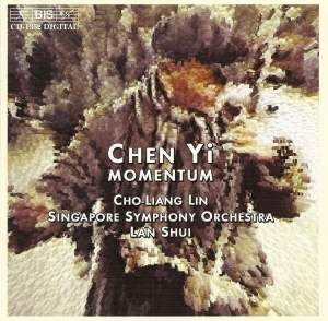 Chen Yi - Momentum Product Image