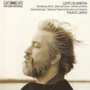 Sumera: Symphony No. 6, etc. Product Image