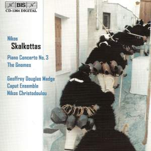 Skalkottas: Concerto No. 3 & The Gnomes Product Image