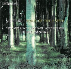 Sibelius - Songs of the Earth Product Image