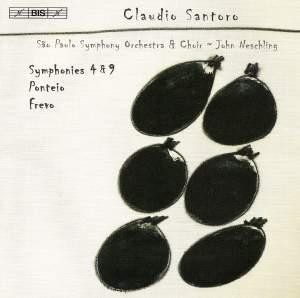 Santoro - Symphonies 4 & 9