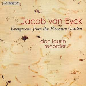Eyck: Evergreens from the Pleasure Garden
