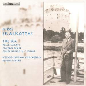 Nikos Skalkottas - The Sea