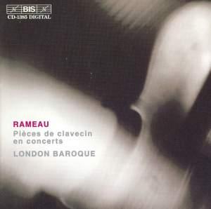 Rameau - Pièces de clavecin en concerts Product Image