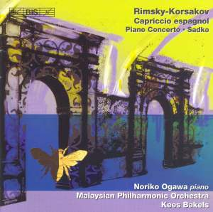 Rimsky-Korsakov: Capriccio espagnol, Piano Concerto, Sadko & other works Product Image