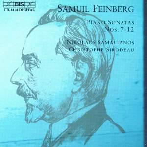 Feinberg: Piano Sonatas Product Image