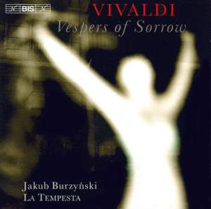 Vivaldi - Vespers of Sorrow Product Image