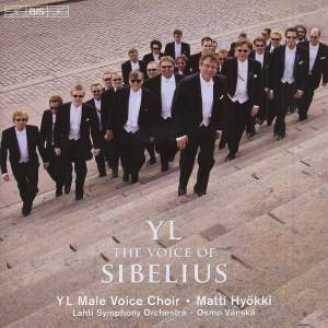 The Voice of Sibelius Product Image