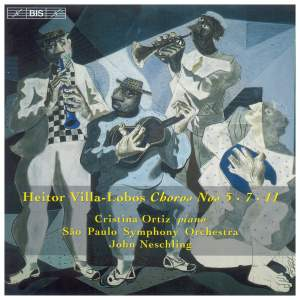 Villa-Lobos - Chôros Volume I