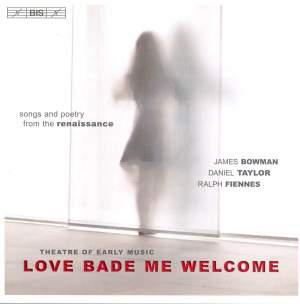 Love Bade Me Welcome Product Image