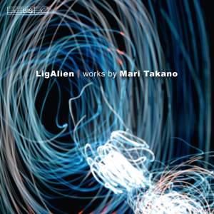 LigAlien: Music by Mari Takano Product Image