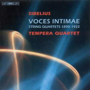Sibelius: String Quartets Product Image