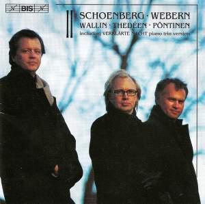 Schoenberg & Webern: Chamber Works Product Image