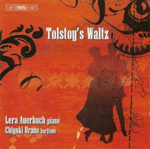 Tolstoy's Waltz Product Image
