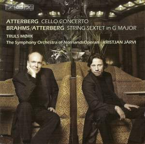 Atterberg: Cello Concerto & Brahms: String Sextet No. 2 Product Image
