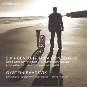20th-Century Tuba Concertos Product Image