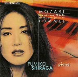 Mozart - Piano Concertos Nos. 22 & 26